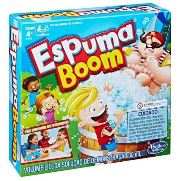 Jogo Espuma Boom