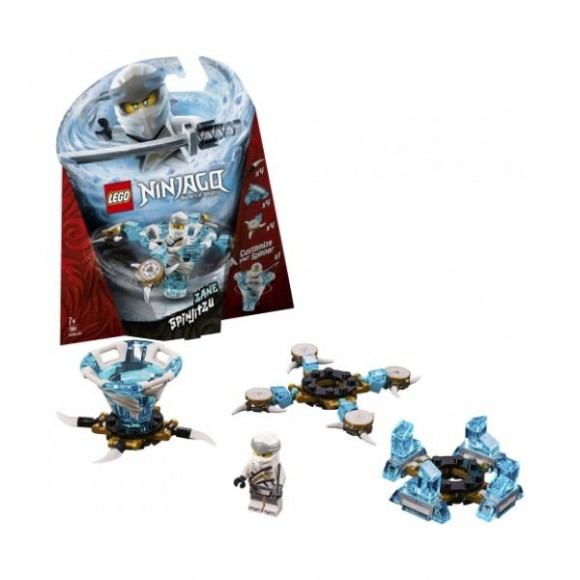 70661 - LEGO® Ninjago - Spinjitzu Zane