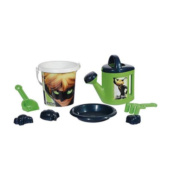 Sacola de Praia Cat Noir Miraculous - Brinquedos Rosita