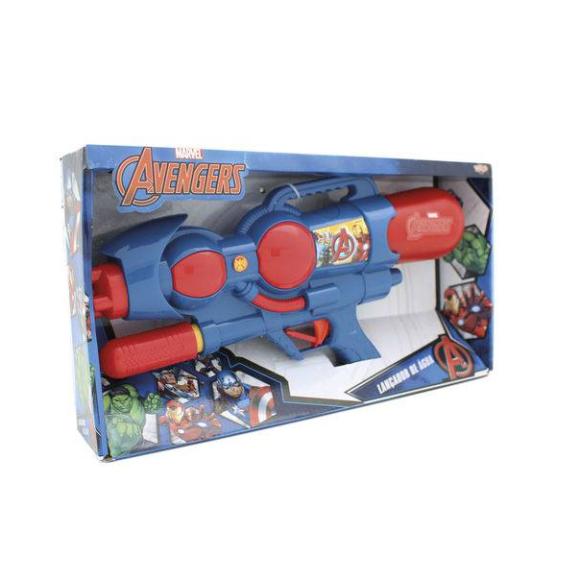 Arma De Água - Lançador De Água - Os Vingadores - Marvel