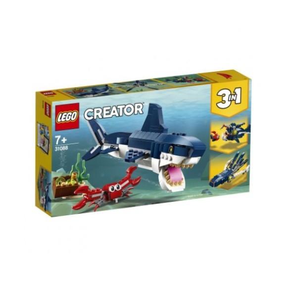31088 - Lego Creator Criaturas Do Fundo Do Mar