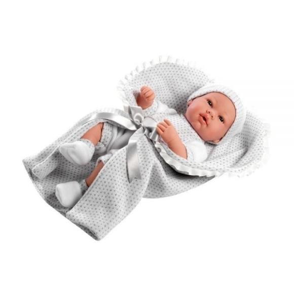 Bebê Reborn Baby Paul Elegance Baby Brink 1309