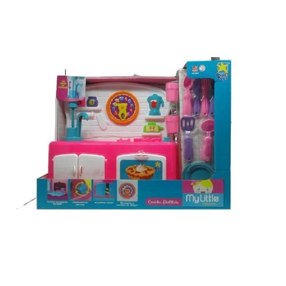 Cozinha Divertida My Little - Diver Toys