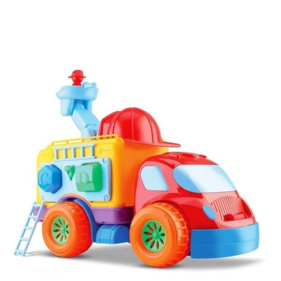 Caminhao For Baby Bombeiro Diver Toys