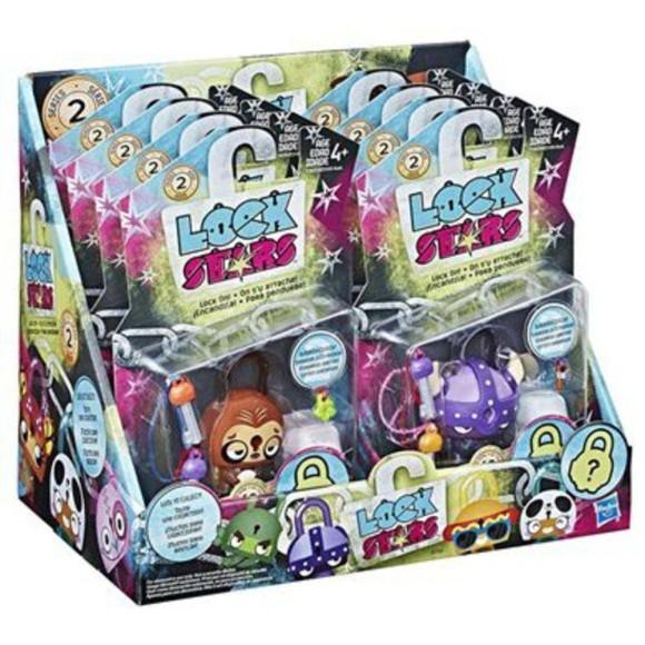 Cadeado Lock Stars Hasbro Sortido E3103