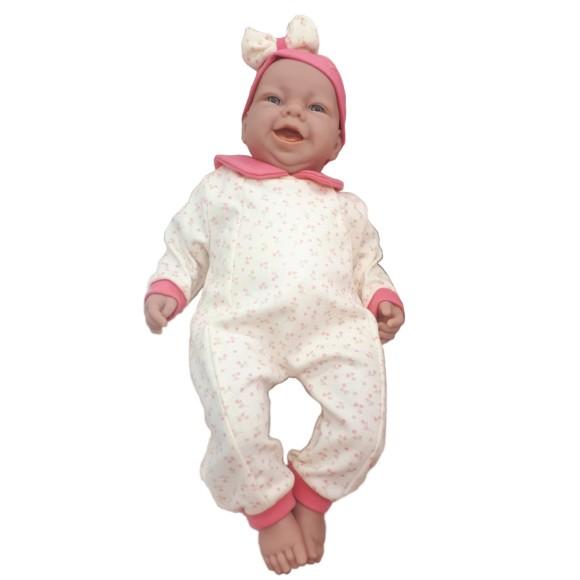 Bebê Real - Expressões - Alegre