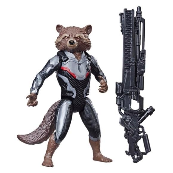 Boneco Vingadores Titan Hero Series Rocket Raccoon - Hasbro