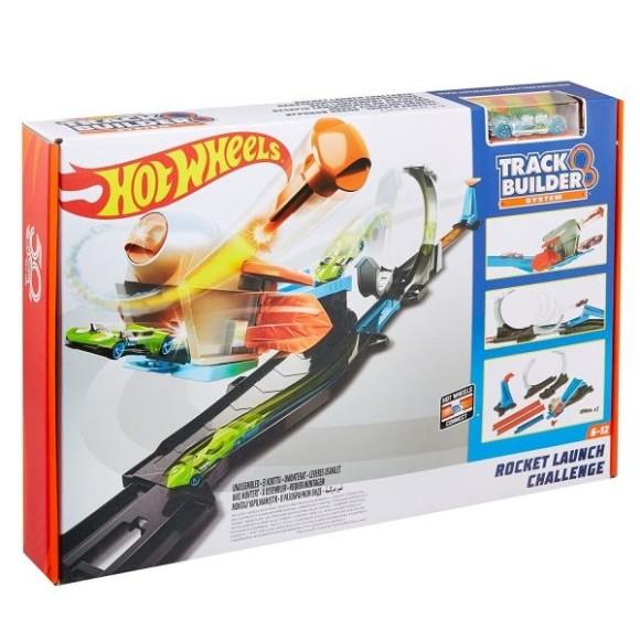 Hot Wheels Conjunto Desafio Lançador - Mattel
