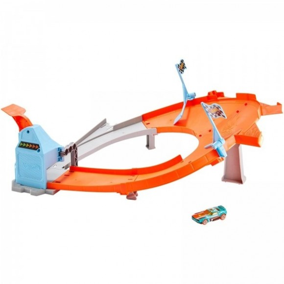 Pista Hot Wheels Campeonato De Drifting Mattel GBF81