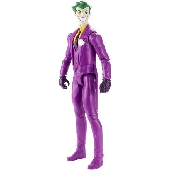 Boneco Coringa Liga da Justiça Action 30 Cm FTT26 Mattel