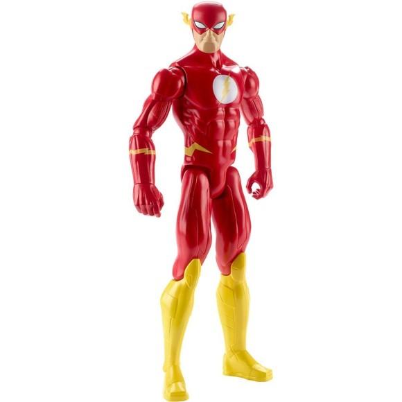 Boneco The Flash - Liga da Justiça 30cm - Ftt26/dwm51 - Mattel