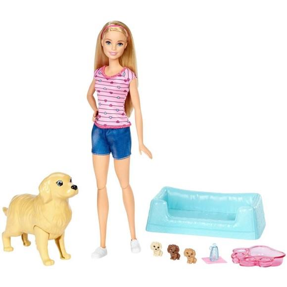 Barbie - Filhotinhos Recém-nascidos
