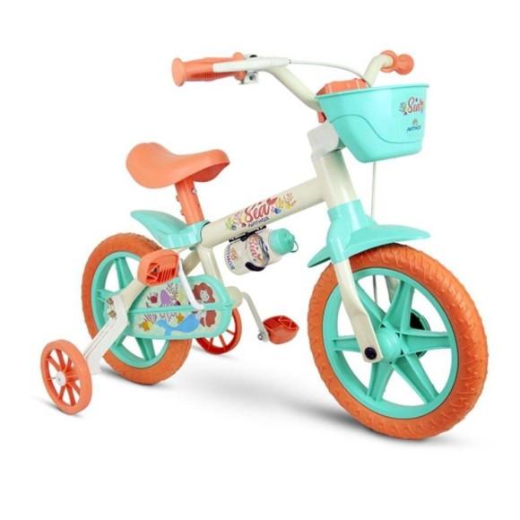 Bicicleta Aro 12 Sea - Nathor