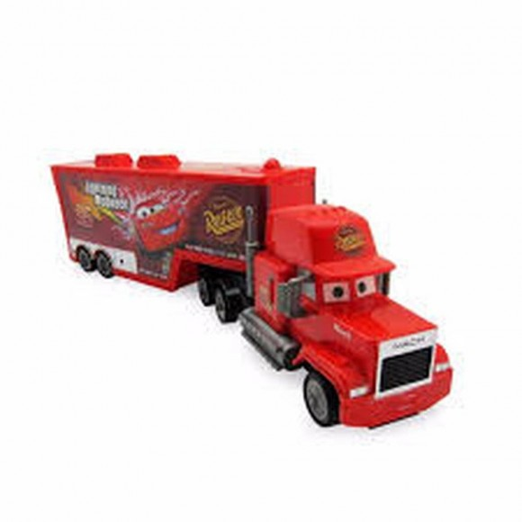 Caminhão De Fricção - Mack - Disney Cars - Toyng