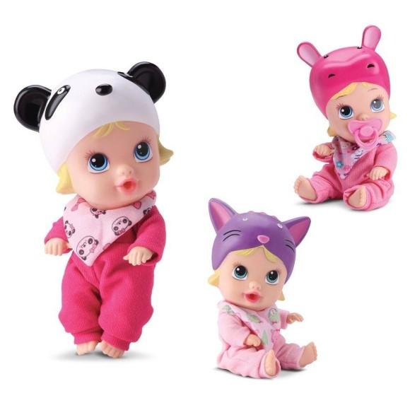 Boneca Little Dolls Soninho Faz Xixi - Divertoys