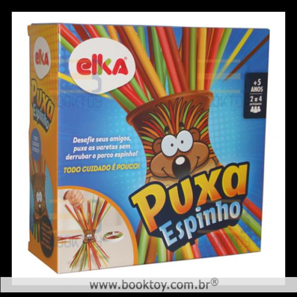 Jogo - Puxa Espinhos - Elka