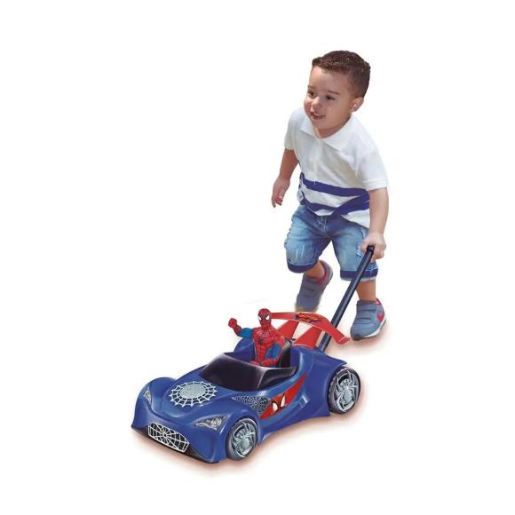 Carro De Empurrar Spider Man