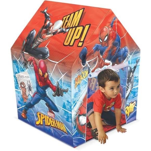Barraca Infantil Disney Marvel Centro De Treinamento Do Homem Aranha Líder