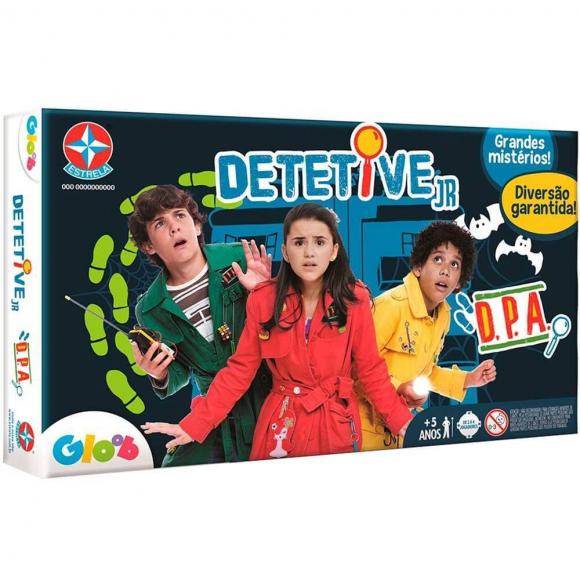 Jogo Detetive Jr. Detetives Do Prédio Azul - Estrela