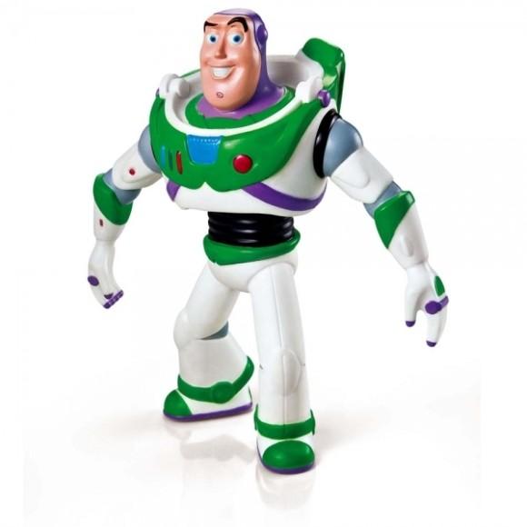 Boneco de Vinil Buzz Toy Story