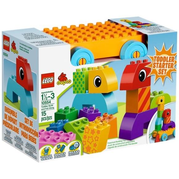 10554 LEGO CUBOS PARA CONSTRUIR