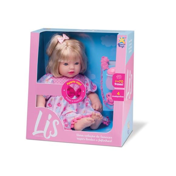 boneca liss colection