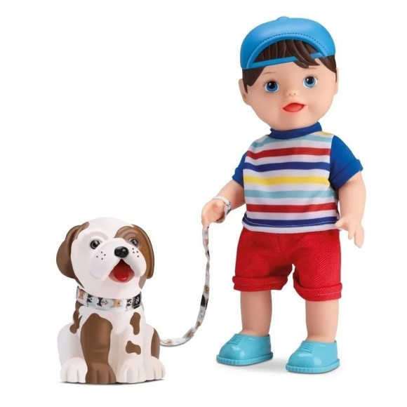 8102 MY LITTLE COLLECTION MY PET BOY
