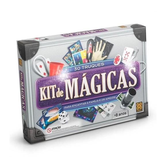 2525 KIT DE MAGICAS 30 TRUQUES