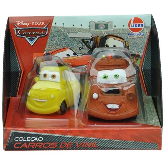 629 COLECAO CARROS VINIL