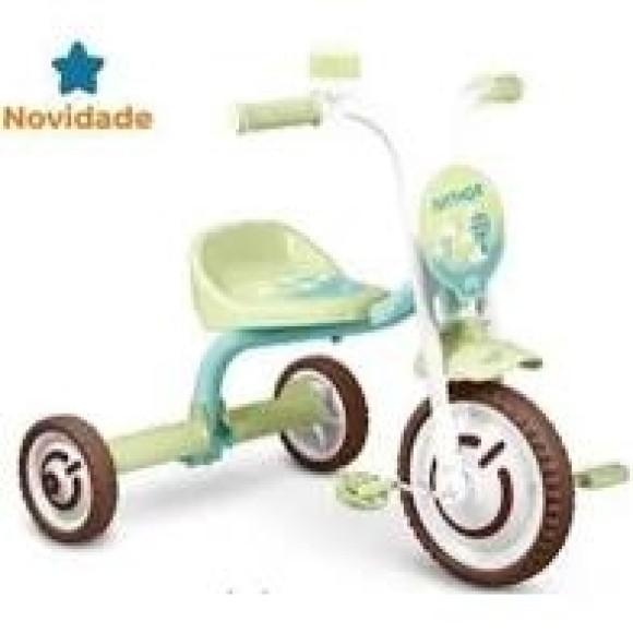 60010 TRICICLO BABY DE FERRO NATHOR