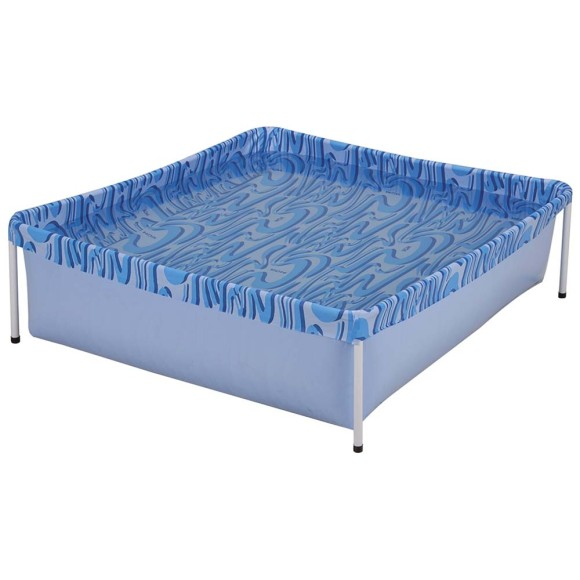 PISCINA 400 LITROS BASE FERRO