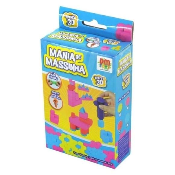 DMT5565 MANIA DE MASSINHA POCKET FORMA
