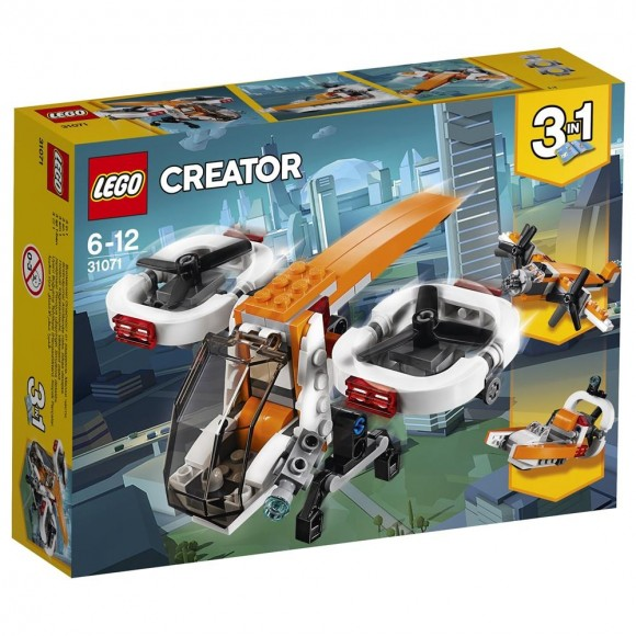 31071 LEGO CREATOR DRONE EXPLORADOR