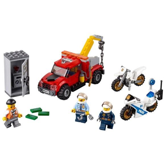 60137 - LEGO City - Caminhão Reboque Em Dificuldades
