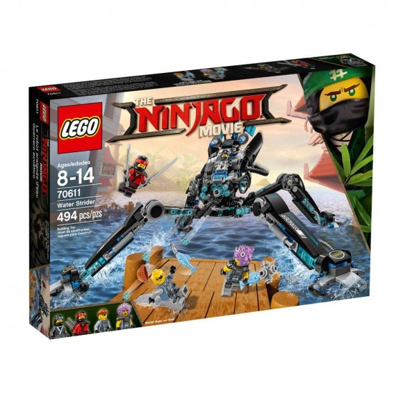 70611 LEGO NINJAGO ARANHA DAGUA