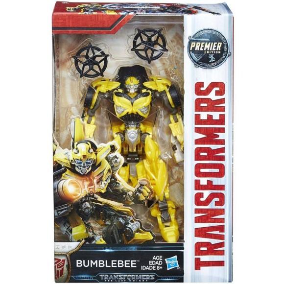 Action Figure - Transformers - Premier Edition - Bumblebee
