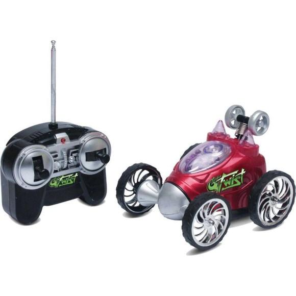 Carrinho Turbo Twist Com Controle Remoto Dtc - Vermelho