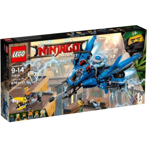 70614 LEGO NINJAGO AVIAO RELAMPAGO