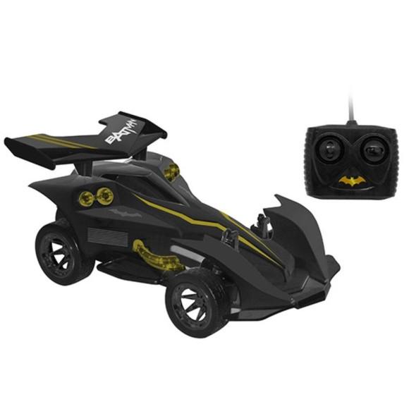 Carro Controle Remoto Recarregável 7 Funções Batman Sombrio - Candide