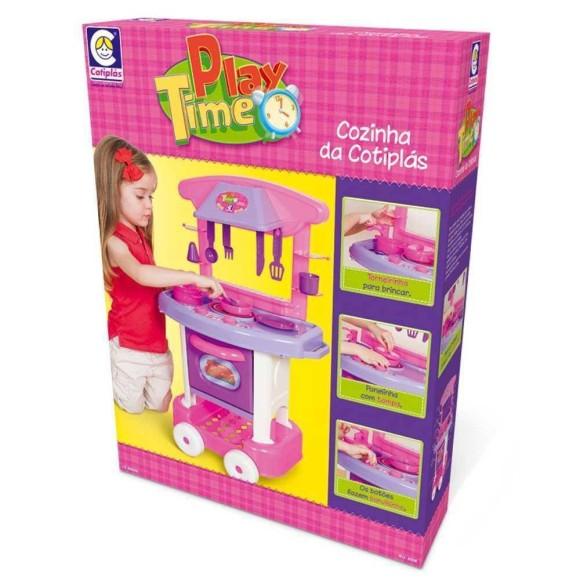 COZINHA INFANTIL COTIPLAS PLAY TIME - 2008