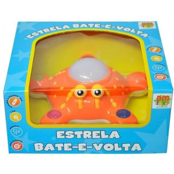 ESTRELA LALA BATE E VOLTA - DMT - 3900