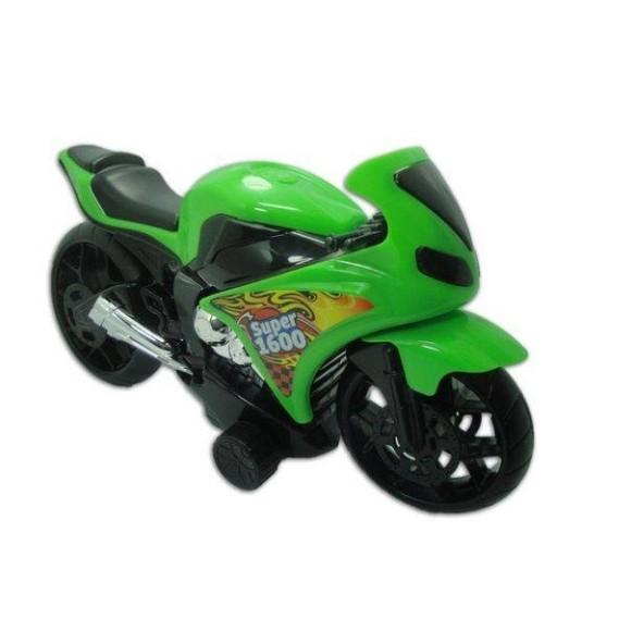 Moto Fricção Super 1600 - BS Toys - 195