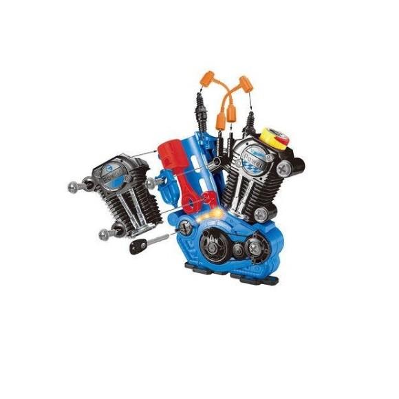 Hot Wheels Motor Radical Monte E Desmonte 7972-0 Fun Divirta-Se