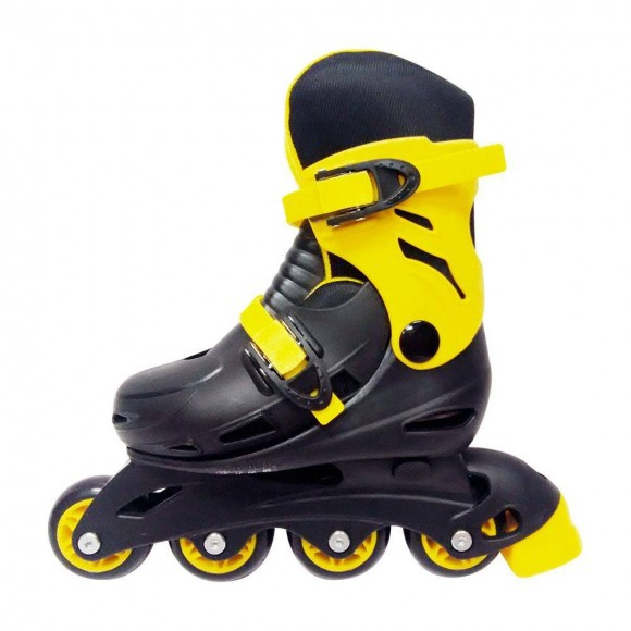 Kit Patins Ajustavel C/Acess Tam M (33-36)
