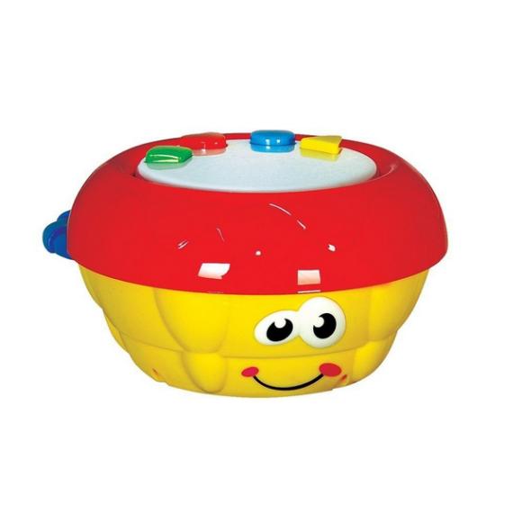 Bebê Bandinha Tambor Zoop Toys