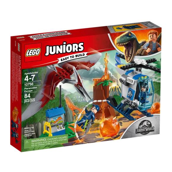 LEGO Juniors Fuga De Pteranodonte 10756