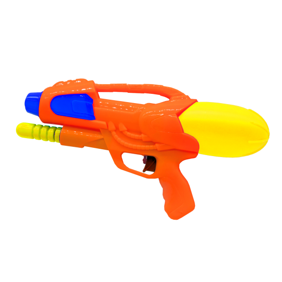 Arma de Agua - Lançador de Agua - P13586 - Laranja/Amarelo