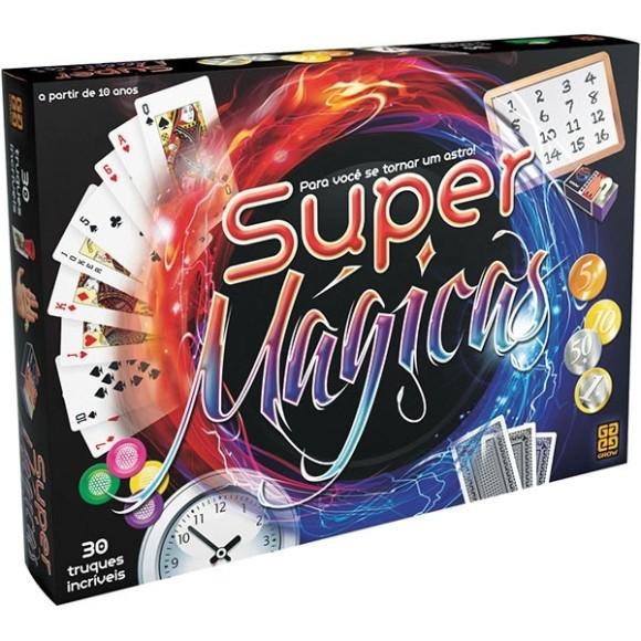 GROW- Jogo Super Mágicas-02713