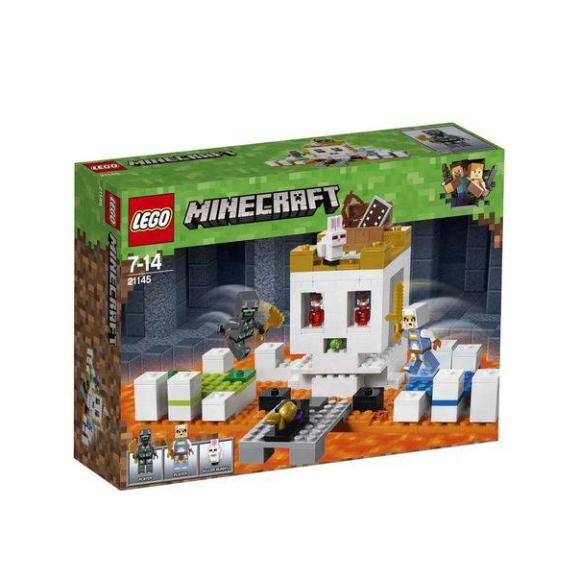 LEGO Minecraft Arena Da Caveira