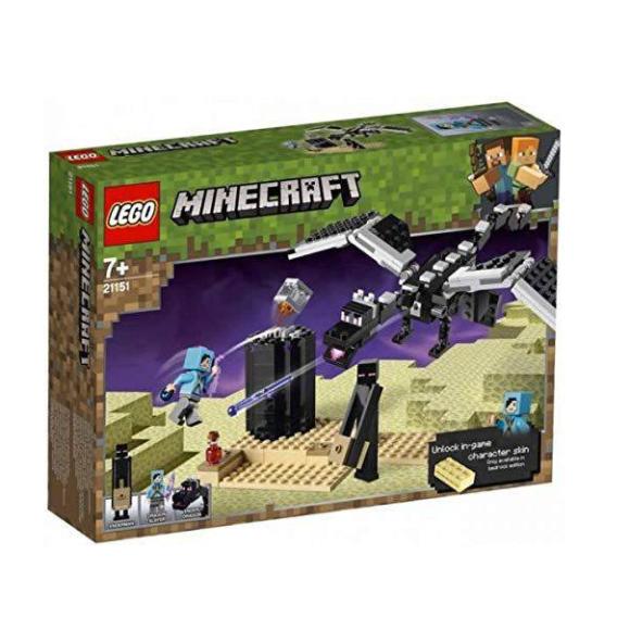 Lego O Combate Do Fim